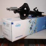 Amortizators Nissan priekšējais lab. gāzes GPD 5530257C00 KYB 324005