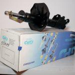 Amortizators Nissan priekšējais lab. gāzes GPD 5430254Y00 KYB 333089