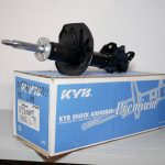 Amortizators Nissan priekšējais lab. eļļas; KYB 633115, 333089