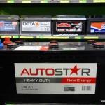 Akumulators 145Ah AutoStar 800A 12V