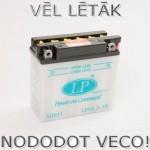 Akumulators moto Landport 12N5.5-3B 12V 5.5Ah