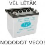 Motocikla akumulators moto Landport 12N24-4 12V/24.0Ah 184x125x179 (+/-).