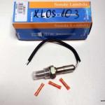 Lambda zonde jeb skābekļa sensors universālā (3 vadi) QH XLOS103 (VERNET LS030079) OZA 624-E3