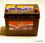 Akumulators 45Ah AD 330A 12V augstais