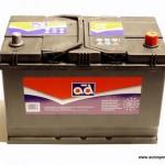 Akumulators 91Ah AD 740A 12V augstais