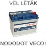 Akumulators 70Ah Bosch 630A 12V augstais