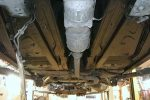 Automašīnas antikorozijas pretkorozijas apstrāde (auto apstrāde pret rūsēšanu).