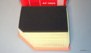 Gaisa filtrs Filtron AP165-5 Volvo