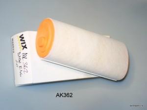 Gaisa filtrs Wix AK362 BMW E46