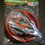 Automašīnas piepīpējamie vadi 900A 4.0m Exnor