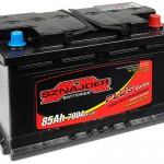 Akumulators 85Ah Sznajder 700A 12V