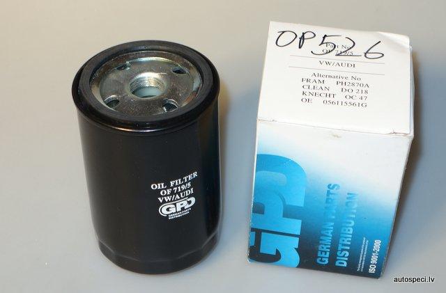 Ellas filtrs GPD OP526