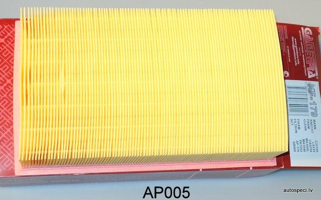 Gaisa filtrs Gambera KF-179 AP005