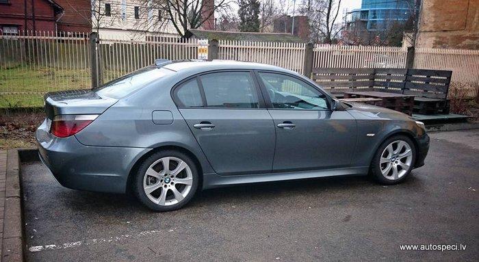 auto rezerves dalas BMW