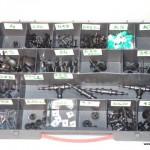 Stiprinājuma poga (pistona) SP/A19-10MM