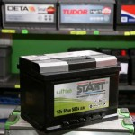 Akumulators 65Ah Start Extreme 580A 12V zemais