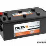 Akumulators 180Ah Deta Heavy Professional 1000A 12V