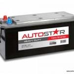 Akumulators 205Ah AutoStar 1100A 12V