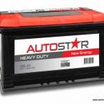 Akumulators 125Ah Autostar 750A 12V