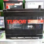 Akumulators 70Ah Tudor Technica 540A 12V kreisais pluss, augstais