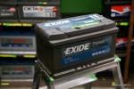 Akumulators 85Ah Exide Premium 800A 12V zemais