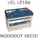 Akumulators 95Ah Bosch 830A 12V augstais
