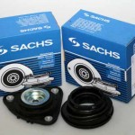 Amortizatora atbalsta spilvens ar gultni priekšējais Ford, Mazda, Volvo; (Sachs 802460)