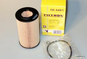 Ellas filtrs FILTRON OE648-1