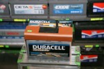 Akumulators 63Ah Duracell Advanced 600A 12V