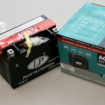 Moto akumulators 8Ah Landport YTX9-BS 135A 12V