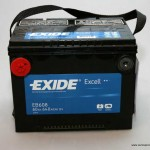 Akumulators 60Ah Exide Excell 640A 12V USA