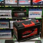 Akumulators 100Ah Sznajder 680A 12V augstais