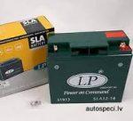 Moto akumulators AK-SLA12-18 12V 18AH 181X77X167R LANDPORT