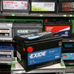 Akumulators 75Ah Exide Excell 770A 12V USA