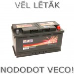Akumulators 95Ah Wertteile 800A 12V