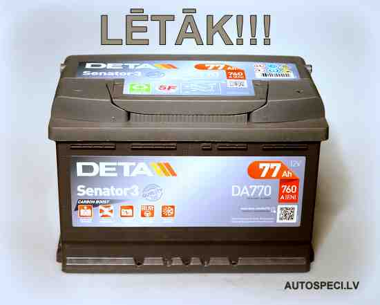 akumulators deta