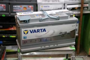 Varta AGM G14 akumulators 95AH 850A