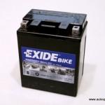 Moto akumulators Exide Bike AGM12-14 12V 12AH 210A