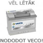 Akumulators 77Ah Varta Silver 780A 12V