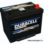 Akumulators 70Ah Duracell Advanced 570A 12V augstais