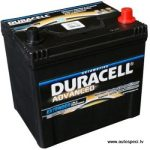 Akumulators 60Ah Duracell Advanced 480A 12V augstais