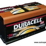 Akumulators 92Ah Duracell Extreme AGM 850A 12V