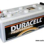 Akumulators 140Ah Duracell Professional 760A 12V