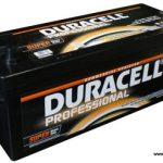 Akumulators 145Ah Duracell Professional 800A 12V