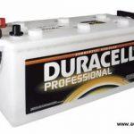 Akumulators 180Ah Duracell Professional 950A 12V