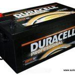 Akumulators 225Ah Duracell Professional 1150A 12V