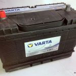 Akumulators 105AH Varta 800A 12V