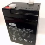 Akumulators 4,5AH Landport DJW-45 6V