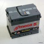 Akumulators 65AH A-Mega 5 Premium 640A 12V
