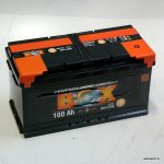 Akumulators 100AH Energy Box 850A 12V
